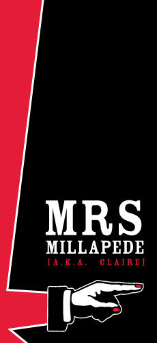 MRS. MILLAPEDE [aka claire]
